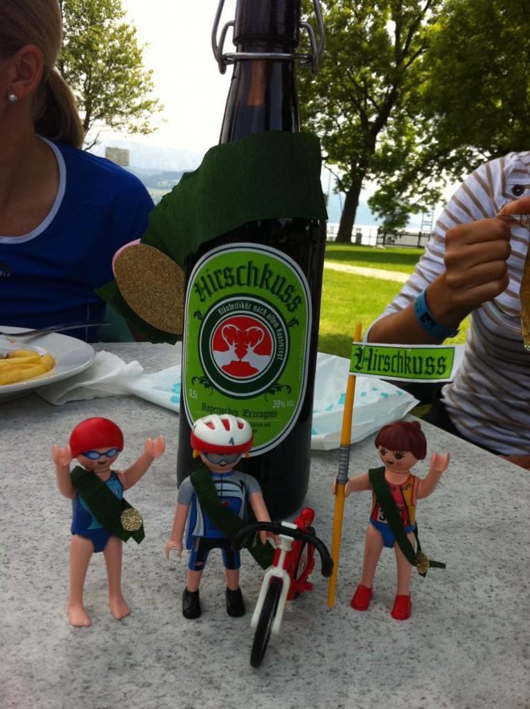 Siegprämien der IstriaBike Ladies Week Wertung beim TriStar Attersee-Salzkammergut