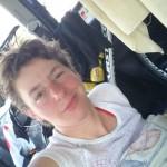 Nach 2,5h Schlaf im Auto von Michael und Annette