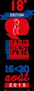Logo Paris Brest Paris 2015